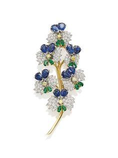 Princess Gabriela zu Leiningen jewels