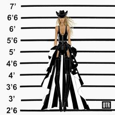 Beyoncé and Jay Z enlisted the talents of designer favorite Riccardo Tisci of Givenchy for the finale of their On The Run Tour, and the outcome was monochrome patriotism.According to Givenchy, Beyoncé's finale look, a detachable black and white American flag skirt, featured a train that is 5 meters long (16.4 ft.) and actually isn't a skirt at all, it is in fact a giant shirt tied around the waist. While the flag is 5 meters long, it only weighs 500 grams (1.10 lbs.) allowing for it to fly…