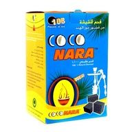 Coco Nara - USA - 100% natural coconut shell charcoal for hookah  inscents - hookah charcoal - hookah coal - odorless - tasteless - environmentally - eco friendly - starbuzz - You can find all your smoking accessories right here on Santa Monica #Starbuzz #Teagardins #SmokeShop