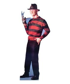 Advanced Graphics Freddy Krueger Cutout | zulily