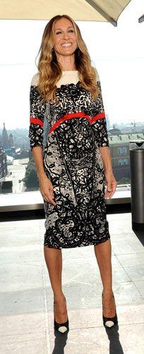 Everyone's Wearing Prabal Gurung: Sarah Jessica Parker, Jennifer Lawrence, Michelle Obama! | Grazia Fashion