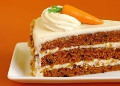 Gluten-free carrot cake using Pamela's baking mix. Just like a classic carrot cake. Gluten Free Carrot Cake, Healthy Carrot Cakes, Best Carrot Cake, Food Cakes, Gourmet Recipes, Cake Recipes, Un Cake, Decadent Cakes, Salty Cake