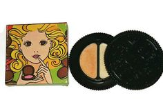 Check out this item in my Etsy shop https://www.etsy.com/ca/listing/540638865/vintage-avon-cookie-lip-gloss-compact