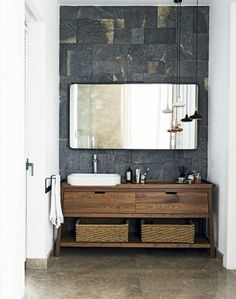 Die 17 besten Bilder von Waschtisch selber bauen | Home decor, Guest ...