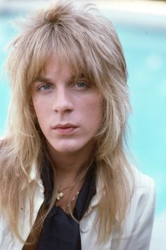Randy Rhoads - Portrait photo.