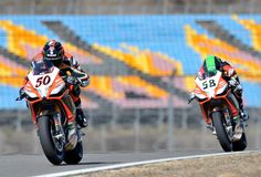 Sylvain #Guintoli rode to the third step of the podium after finishing fourth in Race1, partially conditioned by pain from his recovering injured right shoulder. The Turkish round strengthens #Aprilia's hold on the manufacturer championship lead with 419 points.