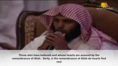 Beautiful Quran recitation by Mansur Alsalimi ┇-Heart Trembling-┇┇Silent Deeds ┇ Quran Recitation, Beautiful, Heart, Allah, Islamic, Food, Essen, Meals, Yemek