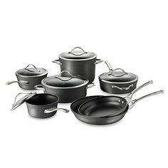 Calphalon® Contemporary Nonstick 12-Piece Cookware Set - BedBathandBeyond.com