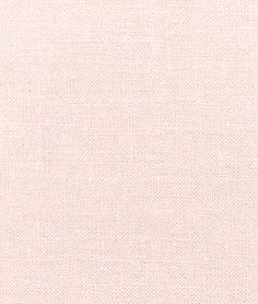 Shop  Light Pink Irish Linen Fabric at onlinefabricstore.net for $17.85/ Yard. Best Price & Service.