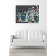 Oliver Gal Dom P Graphic Art on Wrapped Canvas