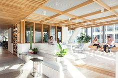 Dropbox office by Gensler Sydney  Australia