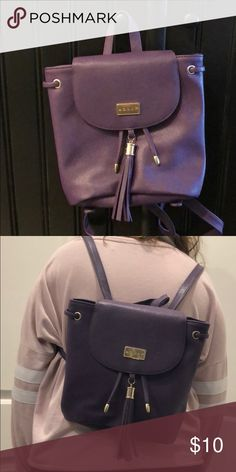 Shop Women s Monat Purple size OS Backpacks at a discounted price at  Poshmark. 0a96069d6120a