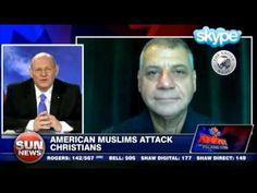 """THIS HAPPENED IN DEARBORN MICHIGAN..... THE UNITED STATES... YOUR NOT HEARING ANYTHING IN THE NEWS YA....""""Canadians Shocked"""" American Muslims Stone Christians .. LISTEN TO THIS.."""