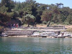 Aliki beach,east side Secluded Beach, Wooden Boats, East Side, See It, Sailing, Wood Boats, Candle