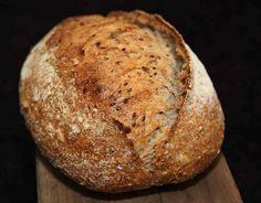 bernd's bakery: Saaten Bio-Sauerteig-Brot / Organic Seed Sourdough...