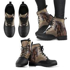 Bohemian Horse Boots