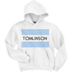 Tomlinson One Direction Hooded Sweatshirt