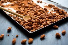 NYT Cooking: Cinnamon Sugar Almonds
