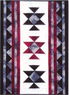 Arizona Quilts Navajo Star quilt