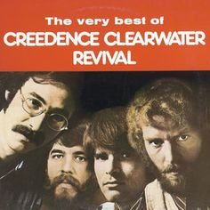 CREEDENCE CLEAWATER REVIVAL