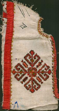 Чувашская вышивка техника вышивки и др