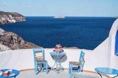 Samos, Santorini, Greece, Outdoor Decor, Tips, Home Decor, Greece Country, Decoration Home, Room Decor