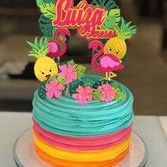 Itna 4 words likhne ko bhi appko 3 mins lagta hai no baby should I come at 3 Flamingo Party, Flamingo Cake, Flamingo Birthday, Hawaiian Birthday Cakes, Luau Birthday, 1st Birthday Parties, Birthday Party Decorations, Aloha Party, Luau Party
