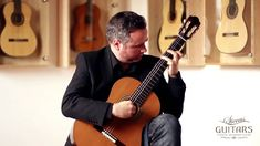 Matthew McAllister plays Farewell to Stromness by Peter Maxwell Davies on a 2012 Stefan Nitschke Classical Guitar, Plays, Music, Games, Muziek, Music Activities, Musik
