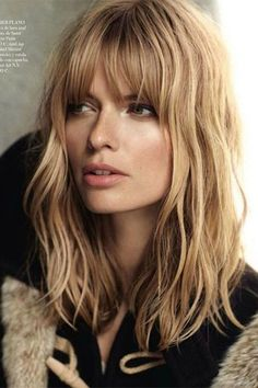 15 Awesome Ways to Style Bangs