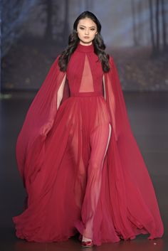 LOOK   2015-16 FW HAUTE COUTURE   RALPH & RUSSO   COLLECTION   WWD JAPAN.COM