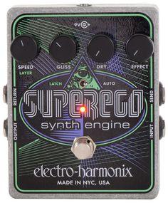 Electro Harmonix Superego - Thomann France