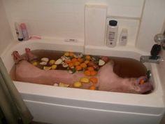 PIG ROAST! Yes please :)