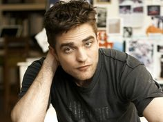 robert pattinson | robert pattinson protagonizará la película               I think this was from Remember Me!!!   Great movie.  Wish he did more.