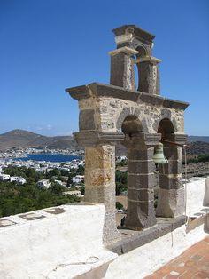 Patmos Corfu, Crete, Santorini Villas, Zorba The Greek, Myconos, Greek Islands, Greece Travel, Beautiful Islands, Tower Bridge