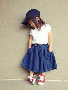 79ea9476eacb9 hayumi devirockのTシャツ カットソーを使ったコーディネート