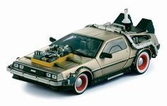 From the cult movie trilogy ´Back to the Future´ comes this great diecast model of...