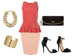 sexy pencil skirt outfits | Four Ways to Wear Peplum Spring Summer 2012 Greenscarf