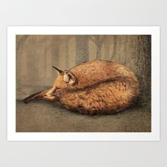 A Quiet Place Art Print by Eric Fan - $18.00