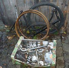 1930 Adler Kit - Lady Bike