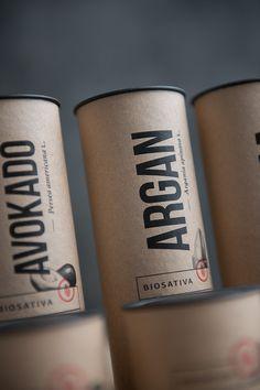 Biosativa | Oil Packaging by Negra Nigoevic