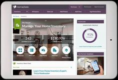 Homeowners, how do keep track of everything you own and stay organized? Try this TOOL.   #homeinventory
