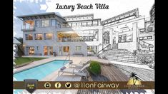 Book your dream getaway with us today. We guarantee your stay will leave you feeling relitalised and refreshed. Beach Villa, Luxury Accommodation, South Africa, Dreaming Of You, How Are You Feeling, Mansions, House Styles, Books, Travel