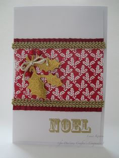Lynne Kontou featuring Crafter's Companion:  Die: Holly Folder: Holiday Holly Stamps: Happy Holidays - Set B