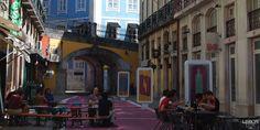 Rua Cor de Rosa, Lisboa