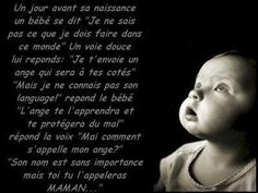x+mamans. Anne Geddes, Positive Affirmations, Positive Quotes, Quote Citation, French Quotes, Teaching French, Life Inspiration, Peace And Love, Sentences