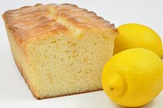 Lemon Bread - This lemony, moist loaf's flavor is intensified with its luscious, sweet lemon glaze. Perfect to serve at breakfast or brunch.