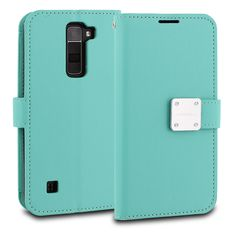 ModeBlu Mode Diary LG K7 Tribute 5 Case Series PU Leather Wallet Case Cover for LG K7 Tribute 5