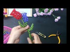 水晶串珠 動物類饰品 海星 - YouTube