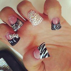 duck nails design  233 best Duck Nails images on Pinterest | Fingernail designs ...