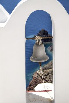 Bell tower, Crete, Greece